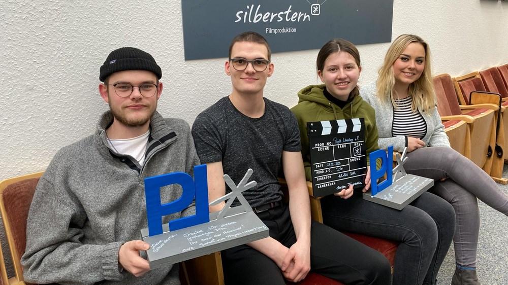 silberstern Filmproduktion Projekt Lebenslang offizielle Filmübergabe