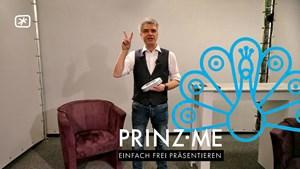 silberstern Filmproduktion - Prinz-Box - einfach frei präsentieren